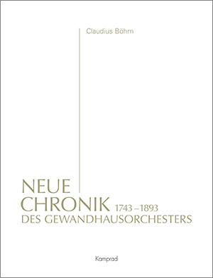 Gewandhausorchester-Chronik